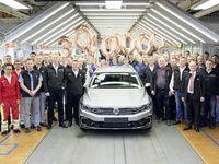 Volkswagen : déjà 30millions de Passat