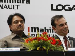 Mahindra et Renault se restructurent