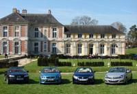 Comparatif: Ford Focus Coupe-cabriolet face à ses concurrentes