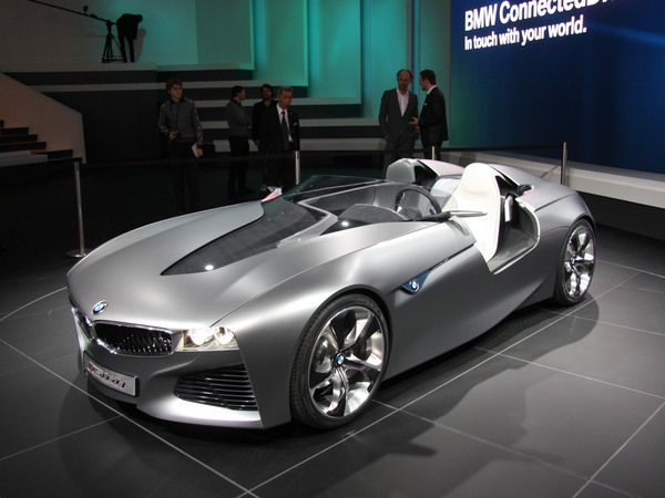 Geneve 2011 : BMW Vision ConnectedDrive en direct