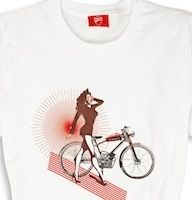 Ducati tee-shirt 2012 pour femme, pour homme
