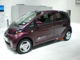 En direct de Genève: Mitsubishi et son stand rikiki !