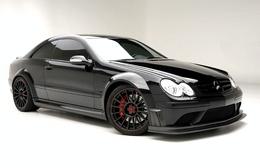 Vorsteiner CLK 63 AMG Black Widow : Mercedes piquante