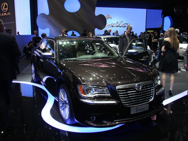 Geneve 2011 en direct : Lancia Thema : un moindre mal ( + video)