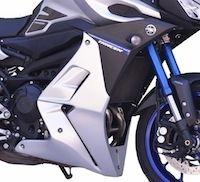 JMV Concept: plus de carénage pour la Yamaha MT 09 Tracer