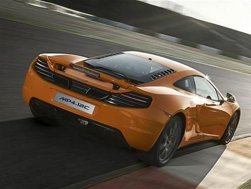 (J'aime de nuit) McLaren MP4-12C ou Alfa Romeo Brera en ce 1er avril?