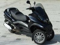Piaggio hybride, c'est pour fin 2008