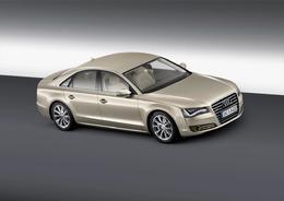 Salon de Genève 2010 : une Audi A8 hybride