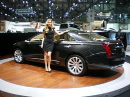 En direct de Genève: XTS Platinum Concept, le luxe selon Cadillac !