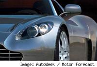 Une Aston à moteur central comme fleuron de la gamme?