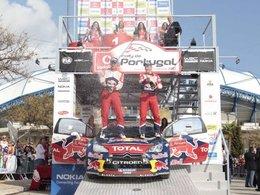 WRC Portugal : Hirvonen exclu, Citroën fait appel