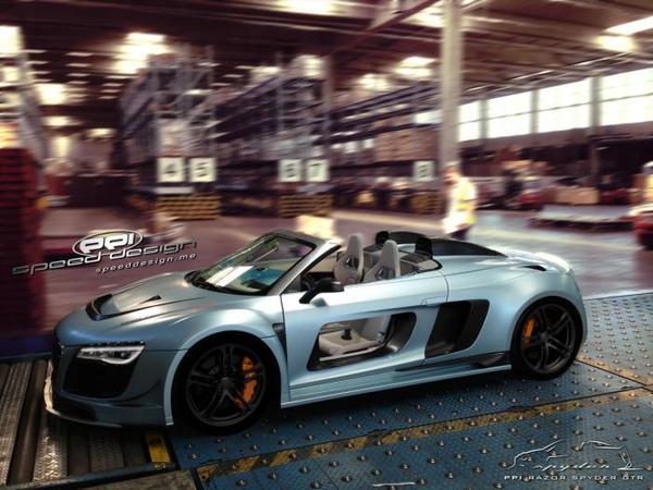 Rapid'news #38 - Le style de la future Audi Q7 retoqué...