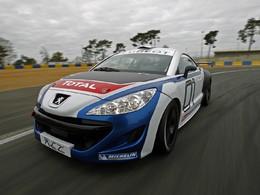 La Peugeot RCZ Sport bientôt en rallye!