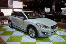 Salon de Détroit 2010 : la Volvo C30 électrique
