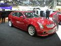 En direct de Genève: Cadillac CTS-V SW, pour faire la (les) course(s).