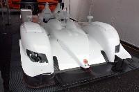 Une Ginetta-Zytek LMP1 à Petit Le Mans!