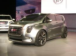 Salon de Détroit 2010 : le nouveau Concept GMC Granite