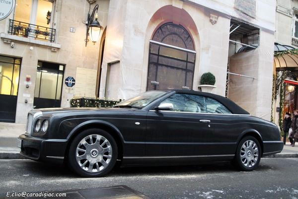 Photos du jour : Bentley Azure