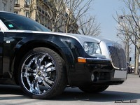 Photo du jour : Chrysler 300 C Dub Style