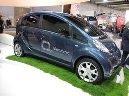 La Peugeot iOn électrique veut participer au projet Autolib'