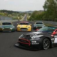 24h00 Nürburg: Aston Martin en force !
