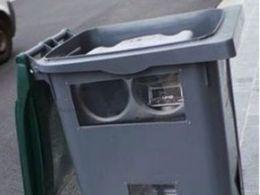 Belgique : un radar déguisé en poubelle !