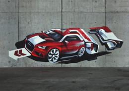 La nouvelle Audi A1 va faire parler d'elle cette année !