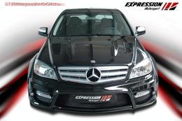 Mercedes EX C par Expression Motorsport : elle a pris des hanches ?