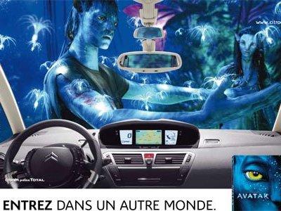 Citroën C4 Picasso Avatar : la boite de Pandora