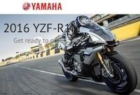 Yamaha YZF-R1M 2016: le début des réservations... c'est demain!