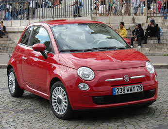 la fiat 500 dot e d 39 un nouveau moteur diesel fap elle met 104 g co2 km. Black Bedroom Furniture Sets. Home Design Ideas