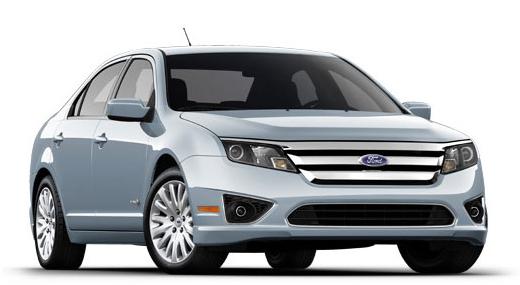la ford fusion hybrid a d croch le prix de la voiture nord am ricaine de l 39 ann e 2010. Black Bedroom Furniture Sets. Home Design Ideas