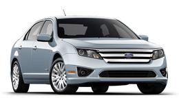 La Ford Fusion Hybrid a décroché le Prix de la Voiture nord-américaine de l'année 2010