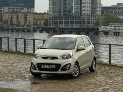 Francfort 2013 : Kia présentera une Picanto fonctionnant au GPL