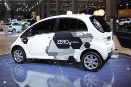 Salon de Bruxelles 2010 : la Citroën C-Zero électrique
