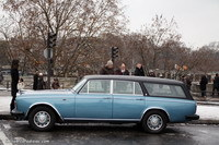 Photos du jour : Rolls Royce Silver Shadow II Estate