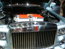 Genève 2011: Rolls passe (peut-être) à l'électrique avec la 102 EX !