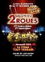 15e salon du 2 roues de Lyon du 15 au 17 février 2008