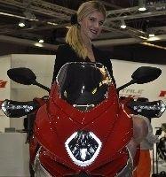 En direct du Salon de Moto – MV Agusta: la Turismo Veloce nous fait voir double