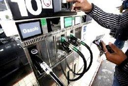 Baisse historique de la consommation de carburant en août