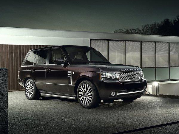 Le prochain Range Rover veut jouer dans la cour des grands