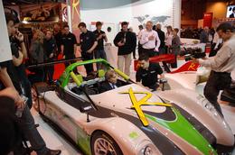 Autosport International 2010 : la supercar électrique Radical SRZero