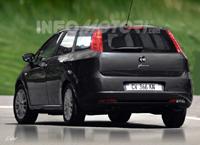 Fiat Grande Punto SW: bientôt un break de plus chez les compactes?