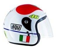 AGV Open Top Valentino's Heart: un jet pour les fans!