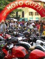 Journées Moto Guzzi : du 16 au 18 septembre prochain.