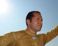 Rencontre: Simon Jean-Joseph en test avant le rallye de Turquie