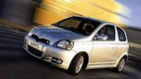 La p'tite sportive du lundi: Toyota Yaris TS.