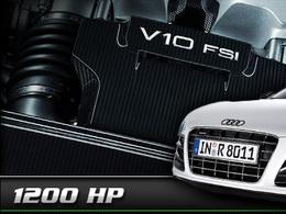 Une Audi R8 V10 de 1500 ch en préparation!