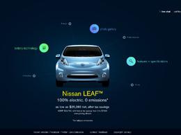 La Nissan LEAF peut être réservée dès aujourd'hui aux Etats-Unis