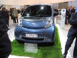 Peugeot va fournir des iOn électriques à une société d'auto-partage néerlandaise